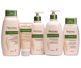AVEENO® Product Range