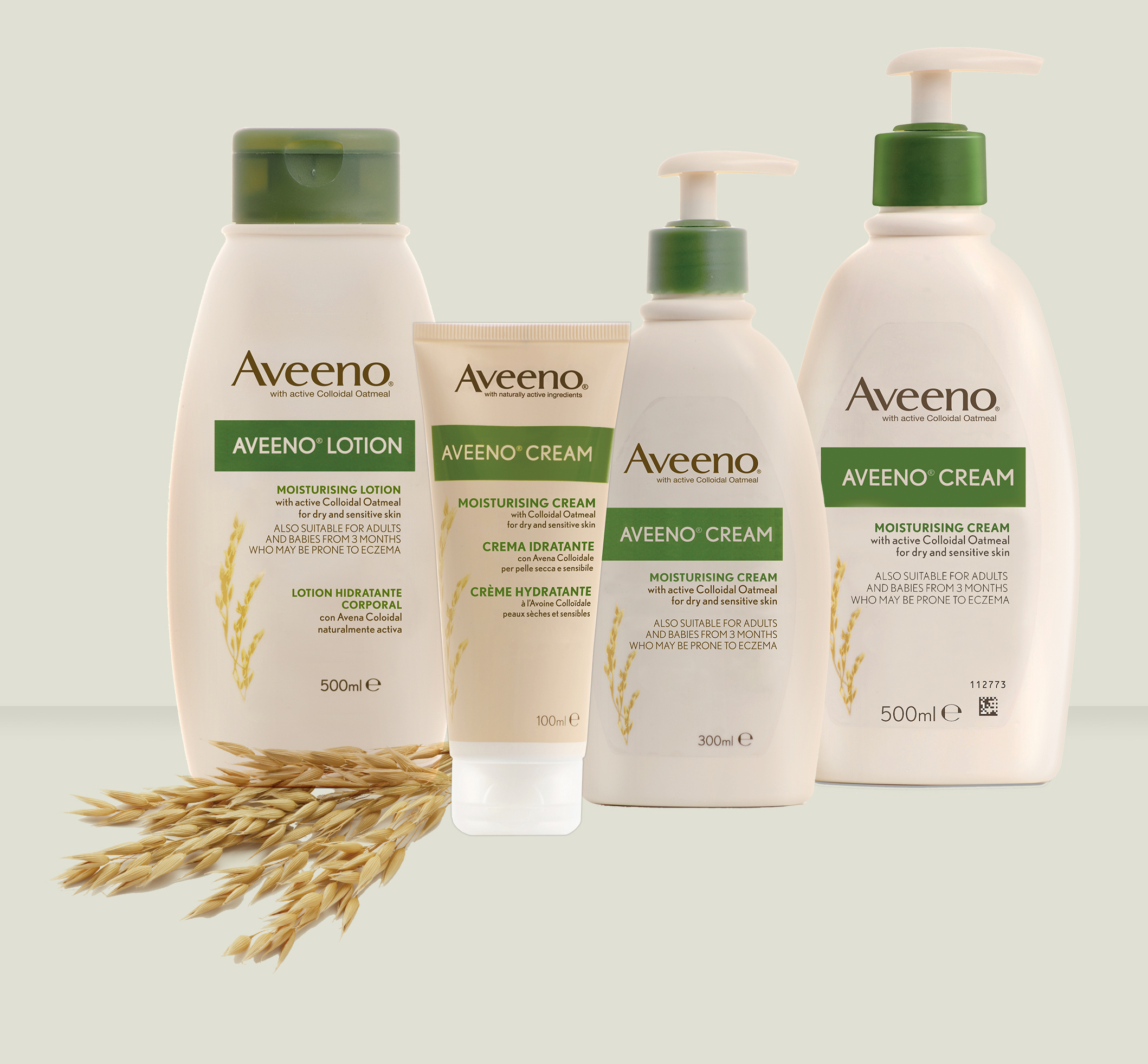 AVEENO® Professionals – Product Information & Support for HCPs